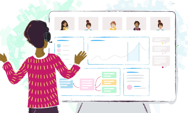 Running Virtual Collaboratives